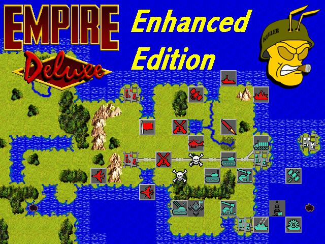 Empire Strategy wargame explore exterminate expand civilization
